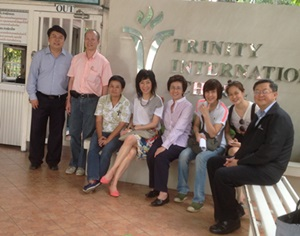 Trinity international CJ