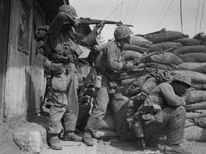 Marines in Korean war