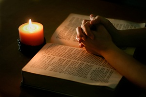 pray in scripture 1