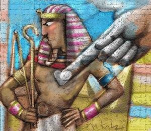 pharaohs-hardened heart