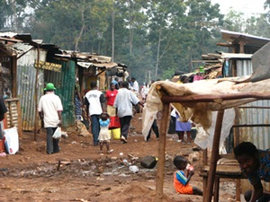 ความยากจนในเคนยา