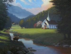บ้านของพระเจ้า