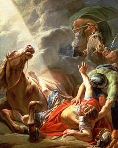 เซาโลพบพระเยซู