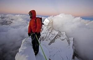 American Climbers Conquer The Shark's Fin On Mt. Meru
