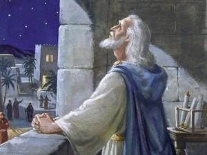 ดาเนียลอธิษฐาน