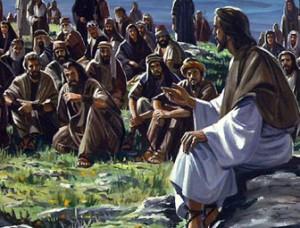 พระเยซูเทศนา
