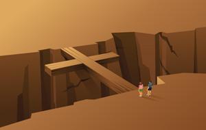 พระเยซู สะพานทอดข้าม