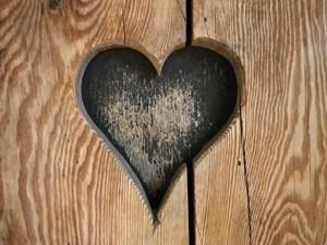 อยู่ที่หัวใจ