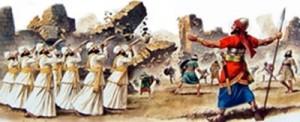 กำแพงเยริโค