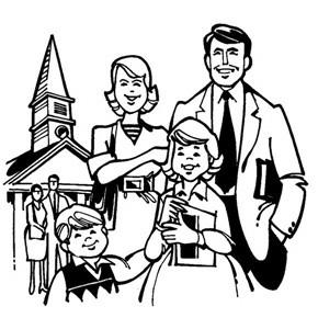 ผู้นำฝ่ายวิญญาณครอบครัว