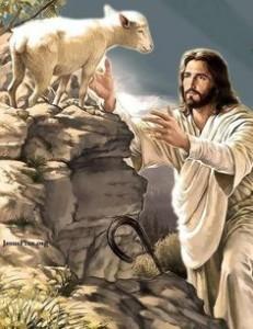 พระเยซูตามหาลูกแกะ