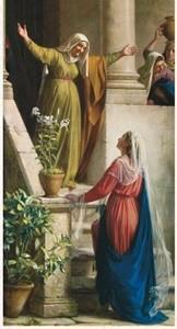 มารีย์ และเอลีซาเบธ