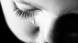 อธิษฐานด้วยน้ำตา