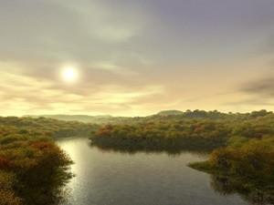 แม่น้ำแห่งชีวิต