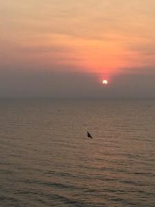 ดวงอาทิตย์ยามเช้า