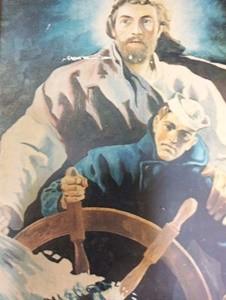 พระเยซู กัปตันเรือ