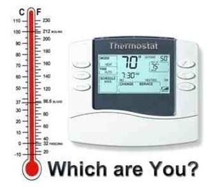 วัดหรือควบคุมอุณหภูมิ