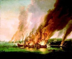 เผาเรือแห่งอดีต